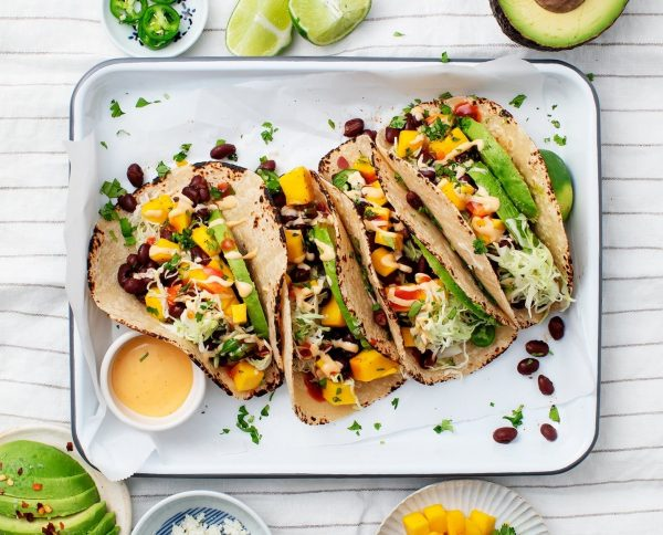 healthy taco toppings